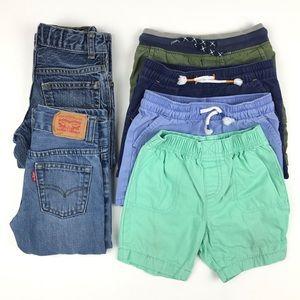 2T Boys Bundle | 2T Jeans and Shorts | Levi's